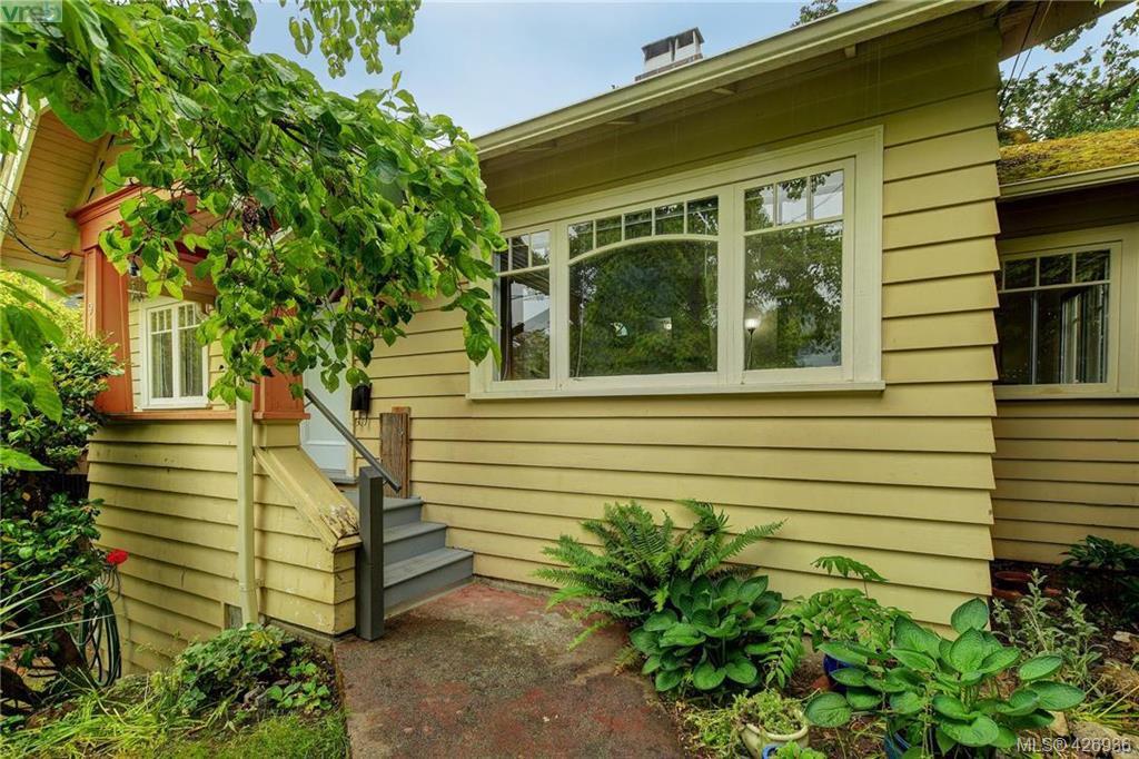 Main Photo: 919 Empress Avenue in VICTORIA: Vi Central Park Single Family Detached for sale (Victoria)  : MLS®# 426936
