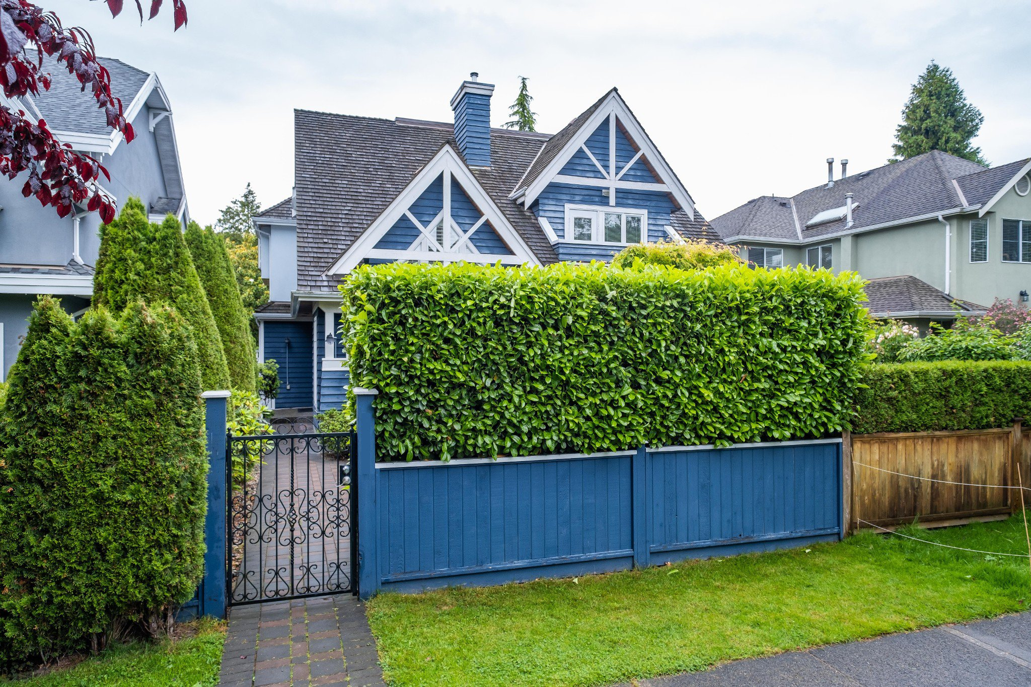 Main Photo: 2xxx W 15 Avenue in Vancouver: Kitsilano 1/2 Duplex for sale or rent (Vancouver West)