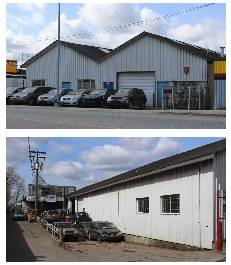 Main Photo: 11951 Mitchell Road in Richmond: Industrial for lease