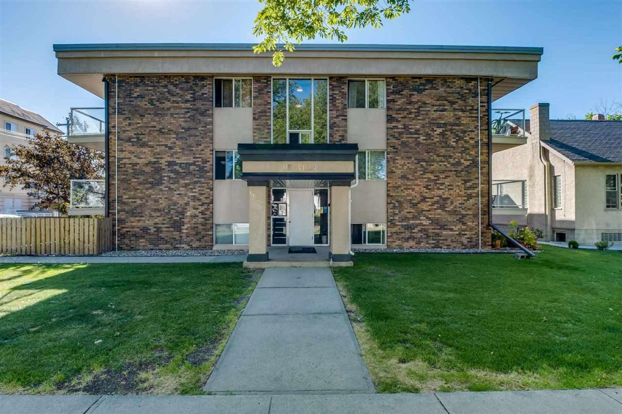 Main Photo: 108 10230 120 Street in Edmonton: Zone 12 Condo for sale : MLS®# E4210722