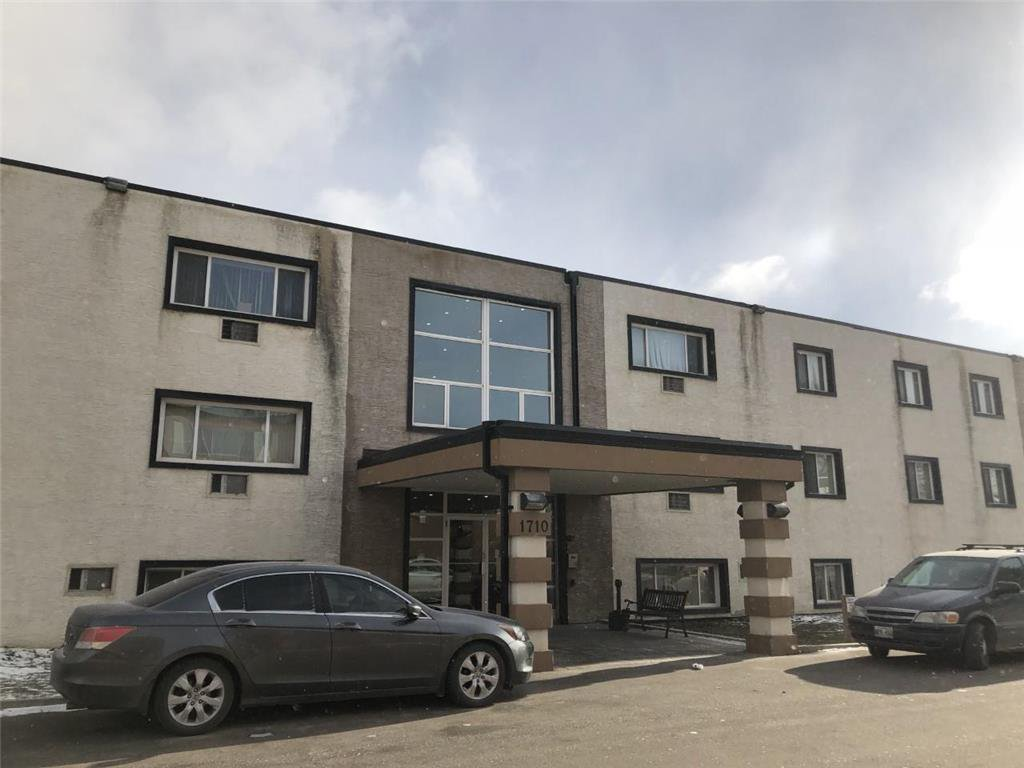 Main Photo: 201 1710 Taylor Avenue in Winnipeg: River Heights Condominium for sale (1D)  : MLS®# 202100212