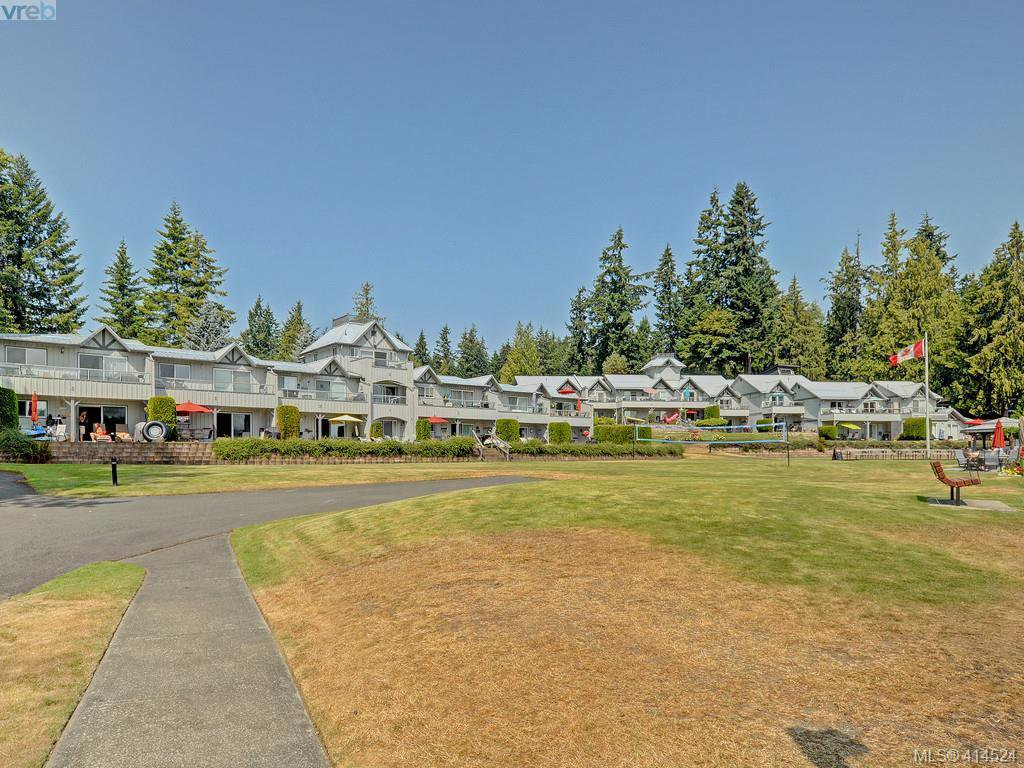 Main Photo: 6 2046 Widows Walk in SHAWNIGAN LAKE: ML Shawnigan Lake Condo Apartment for sale (Malahat & Area)  : MLS®# 414524