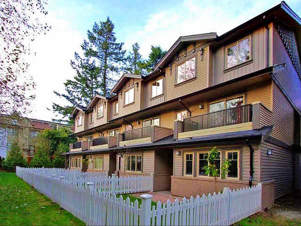 "Main Photo: 121 13368 72 Avenue in Surrey: West Newton Townhouse for sale in ""CRAFTON HILL"" : MLS®# R2425795"