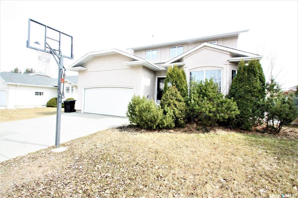 Main Photo: 118 Copland Court in Saskatoon: Grosvenor Park Residential for sale : MLS®# SK810810