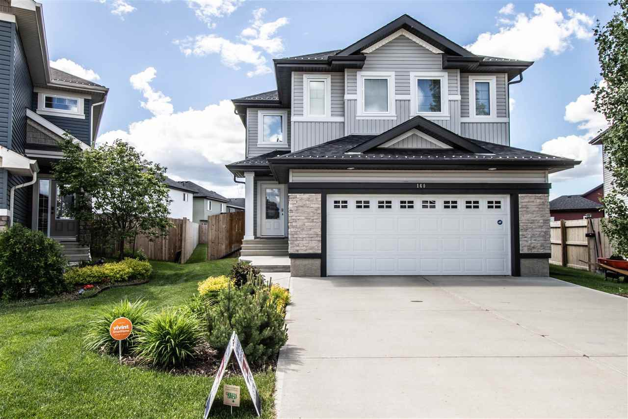 Main Photo: 140 RUE MONTALET: Beaumont House for sale : MLS®# E4202259