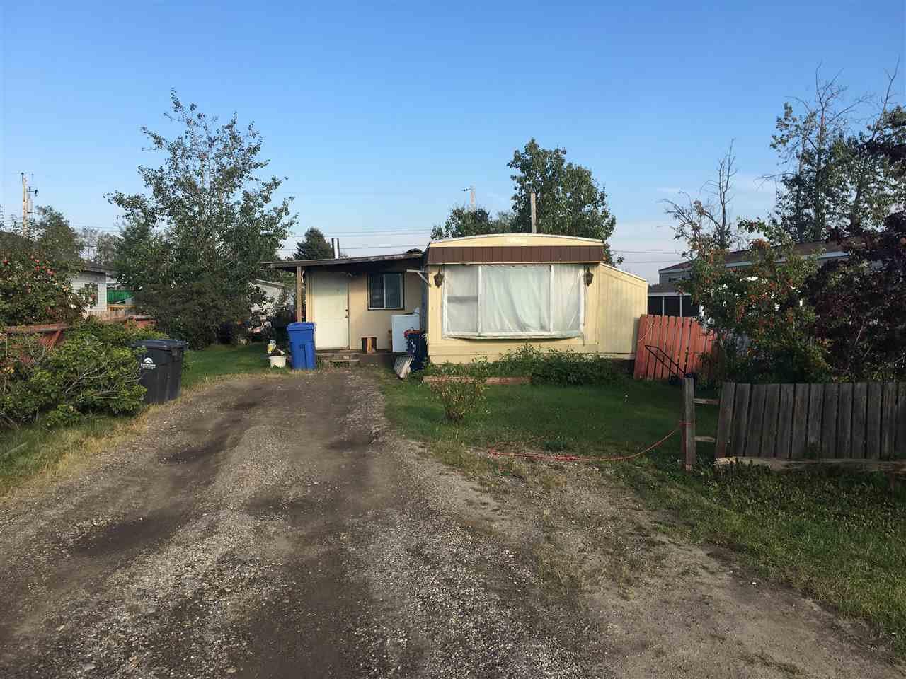 Main Photo: 8507 77 Street in Fort St. John: Fort St. John - City SE Manufactured Home for sale (Fort St. John (Zone 60))  : MLS®# R2489569