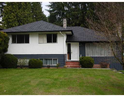 "Main Photo: 4142 CADDY Road in North_Vancouver: Dollarton House for sale in ""VNVDO-DOLLARTON"" (North Vancouver)  : MLS®# V649178"