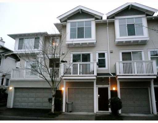 Main Photo: 59 6588 BARNARD Drive in Richmond: Terra Nova Townhouse for sale : MLS®# V689062