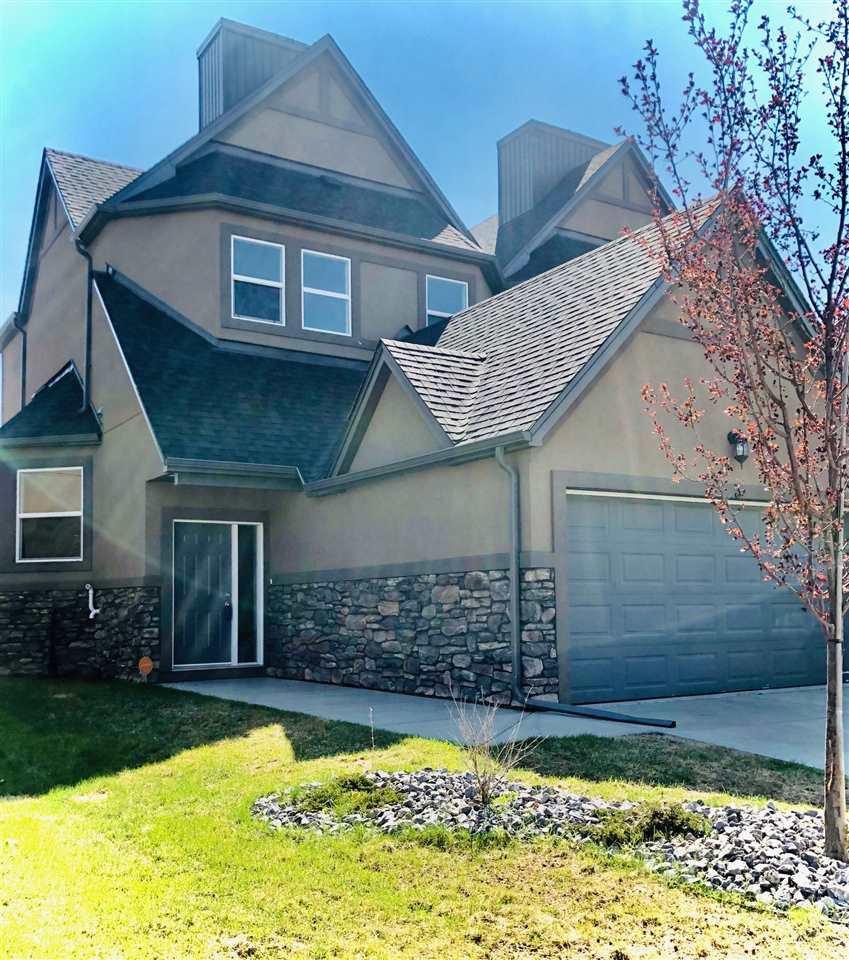 Main Photo: 3 1720 GARNETT Point in Edmonton: Zone 58 House Half Duplex for sale : MLS®# E4192375