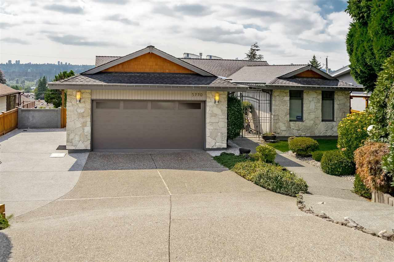 Main Photo: 5770 WINCH Street in Burnaby: Parkcrest House for sale (Burnaby North)  : MLS®# R2451874