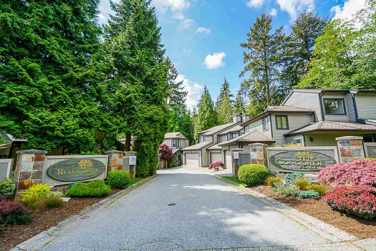 Main Photo: 1743 RUFUS Drive in North Vancouver: Westlynn Townhouse for sale : MLS®# R2456601