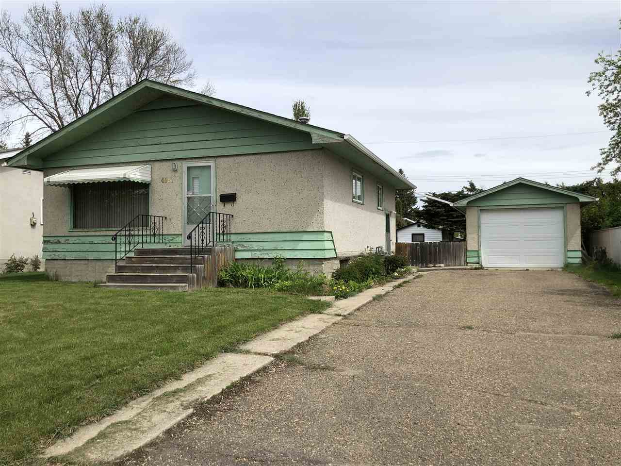 Main Photo: 4011 55 Street: Wetaskiwin House for sale : MLS®# E4198585