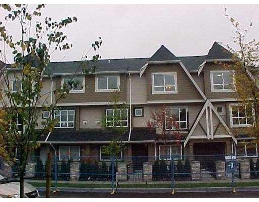 Main Photo: 14 7333 TURNILL STREET in Richmond: McLennan North Townhouse for sale ()  : MLS®# V768514