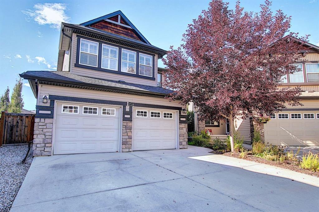 Main Photo: 158 AUBURN GLEN Circle SE in Calgary: Auburn Bay Detached for sale : MLS®# A1029957
