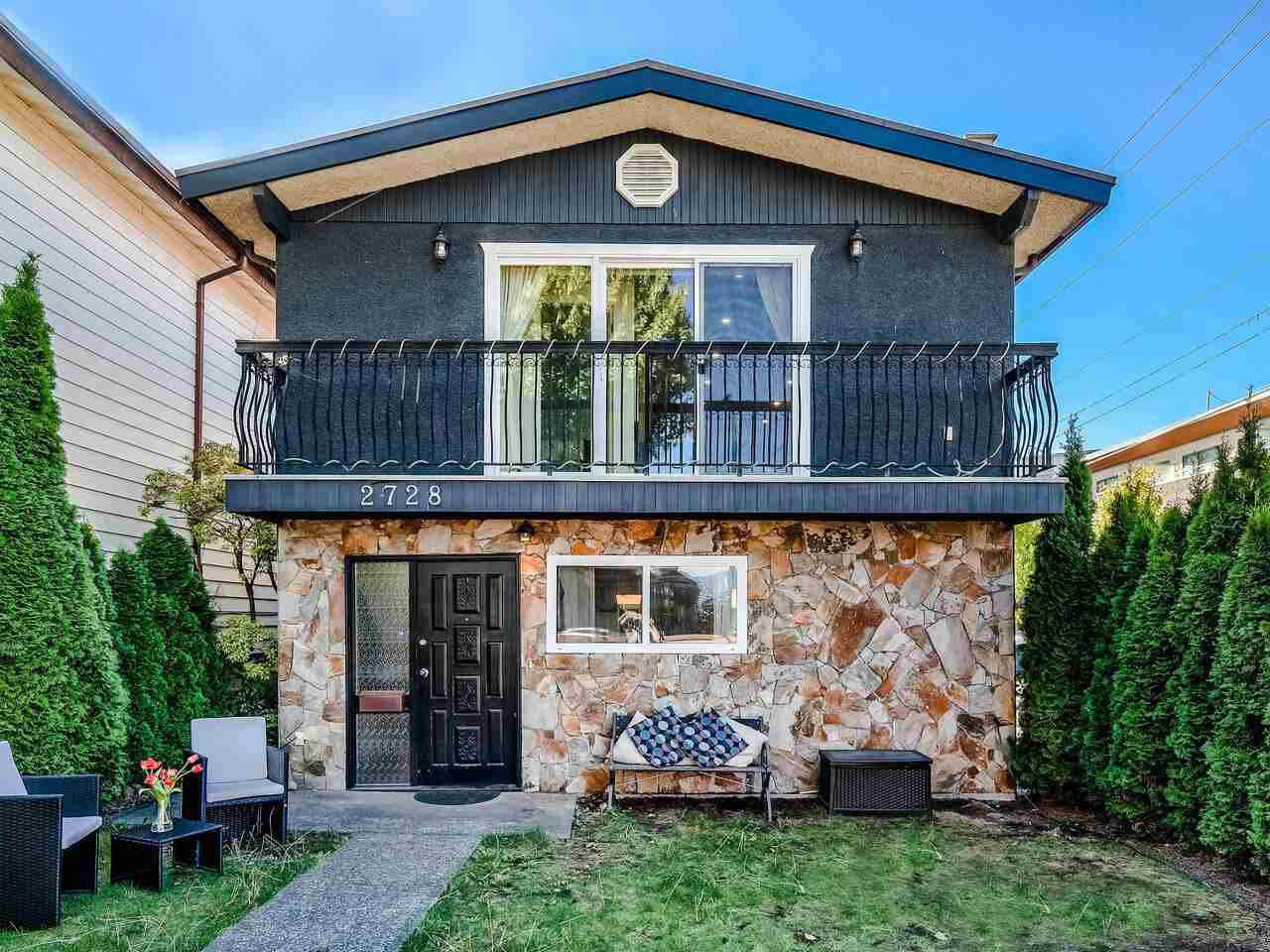 Main Photo: 2728 E 27TH Avenue in Vancouver: Renfrew Heights House for sale (Vancouver East)  : MLS®# R2503259