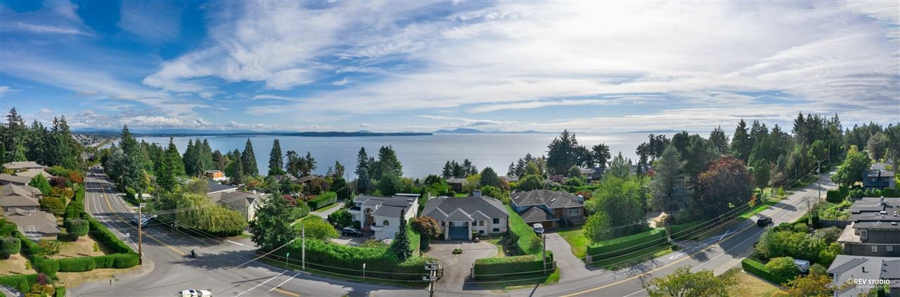 Main Photo: 13976 MARINE Drive: White Rock House for sale (South Surrey White Rock)  : MLS®# R2503536