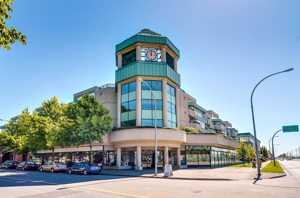 "Main Photo: A421 2099 LOUGHEED Highway in Port Coquitlam: Glenwood PQ Condo for sale in ""Shaughnessy Square"" : MLS®# R2504142"