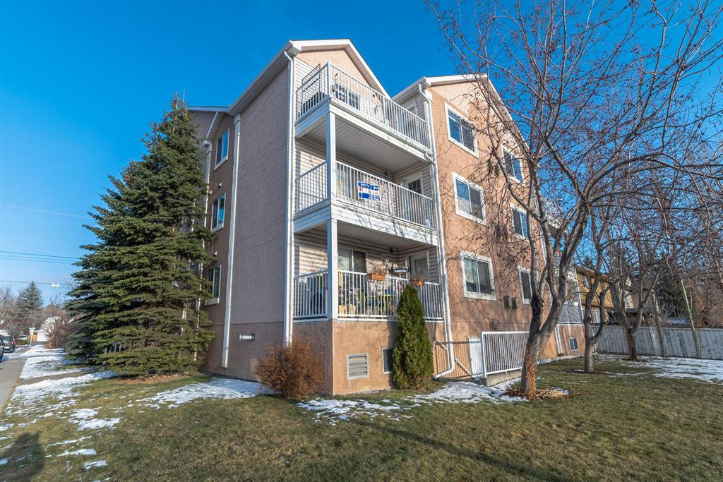 Main Photo: 103 6148 Bowness Road NW in Calgary: Bowness Apartment for sale : MLS®# A1049473