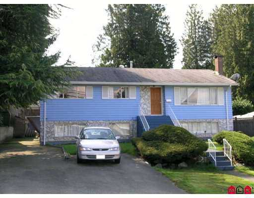 "Main Photo: 11554 96A Avenue in Surrey: Royal Heights House for sale in ""Royal Heights"" (North Surrey)  : MLS®# F2710375"