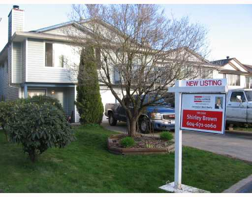 """Main Photo: 2420 GILLESPIE Place in Port_Coquitlam: Riverwood House for sale in """"RIVERWOOD"""" (Port Coquitlam)  : MLS®# V702333"""