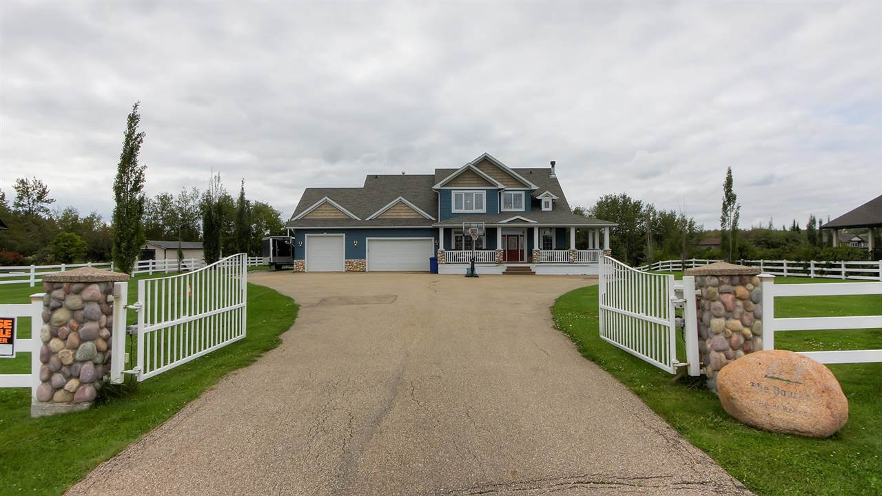 Main Photo: #4 27314 TWP RD 534: Rural Parkland County House for sale : MLS®# E4173771