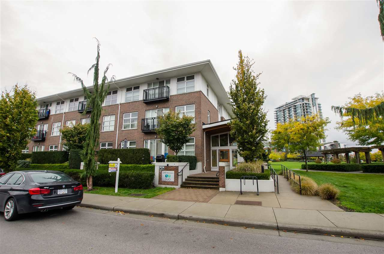 "Main Photo: 202 245 BROOKES Street in New Westminster: Queensborough Condo for sale in ""DUO A"" : MLS®# R2414608"