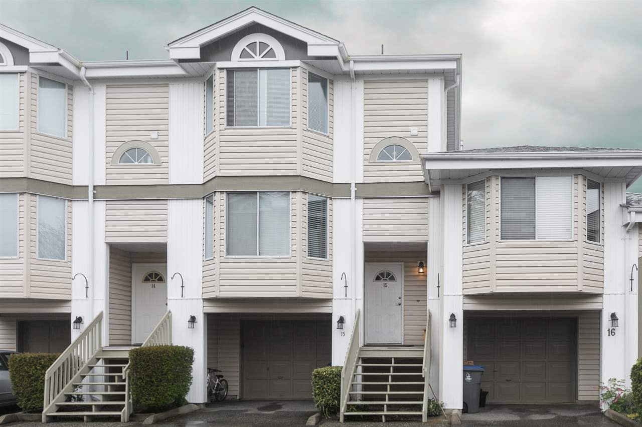 """Main Photo: 15 7875 122 Street in Surrey: West Newton Townhouse for sale in """"The Georgian"""" : MLS®# R2446530"""