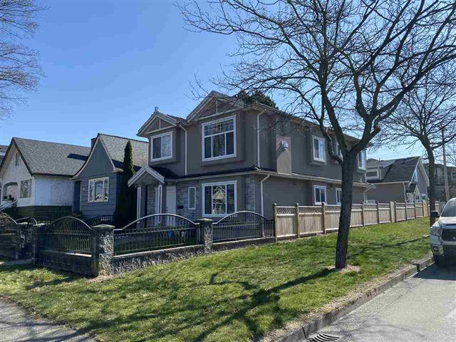Main Photo: 2802 Grant Street in Vancouver: Renfrew VE House for sale (Vancouver East)  : MLS®# R2448639