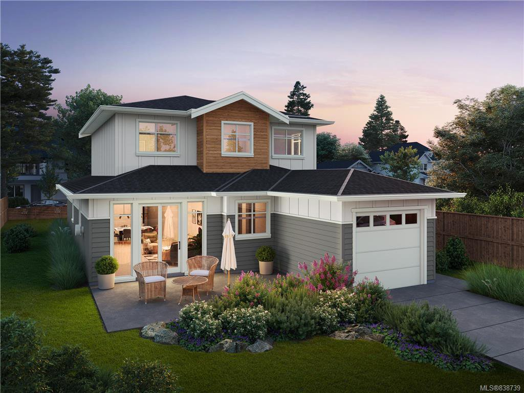 Main Photo: 2113 Deerbrush Cres in North Saanich: NS Bazan Bay Single Family Detached for sale : MLS®# 838739