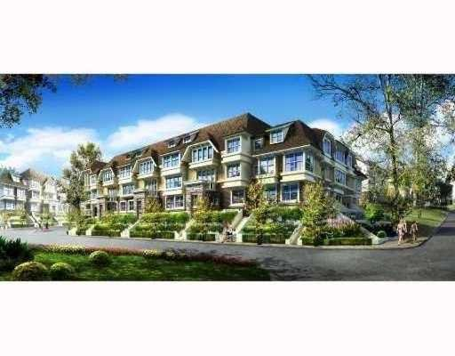 """Main Photo: 115 2108 ROWLAND Street in Port Coquitlam: Central Pt Coquitlam Townhouse for sale in """"AVIVA"""" : MLS®# V793915"""