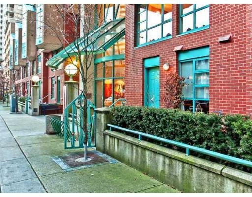 Main Photo: 937 HOMER ST in Vancouver: Condo for sale : MLS®# V866402