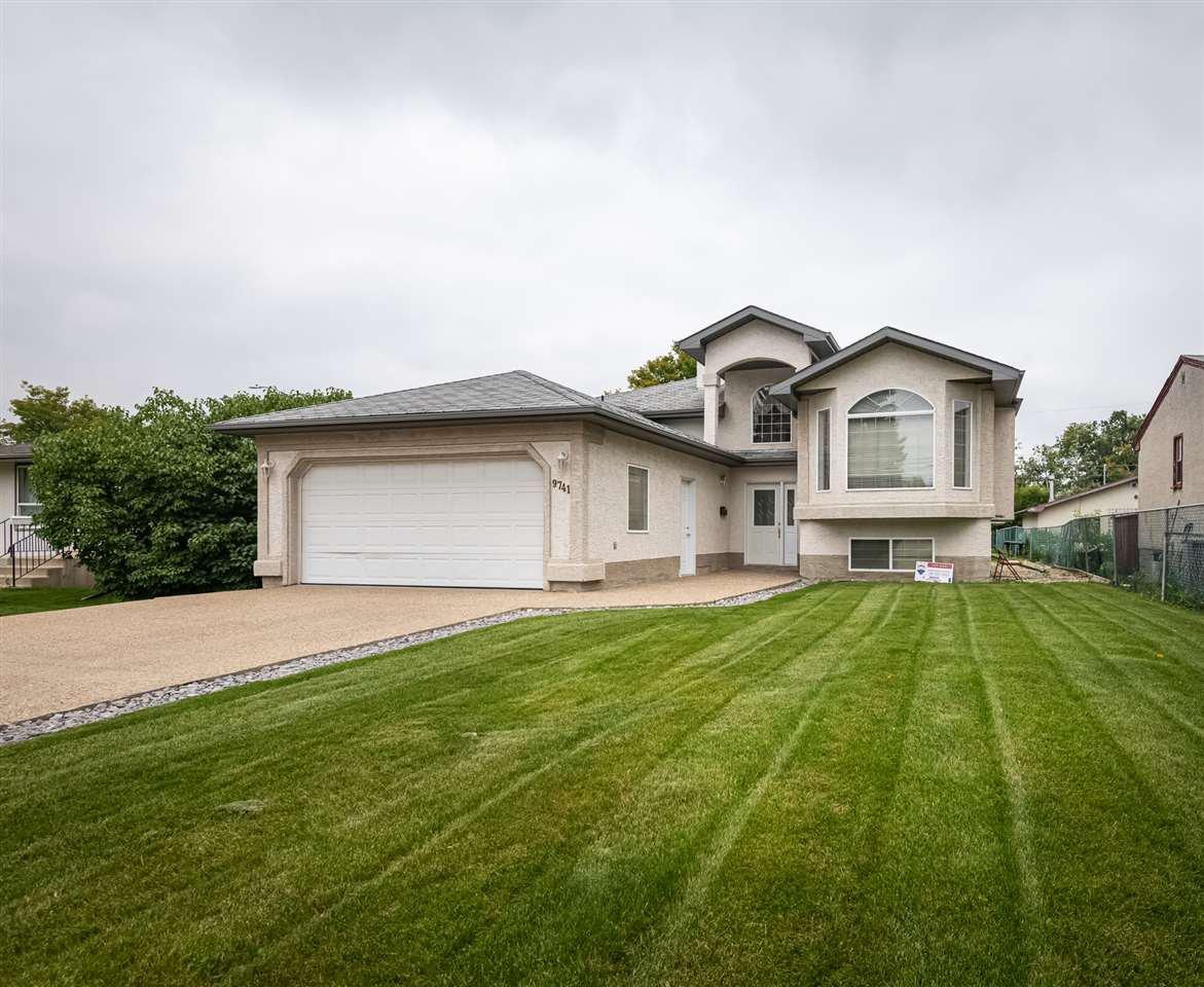Main Photo: 9741 161 Street in Edmonton: Zone 22 House for sale : MLS®# E4165943