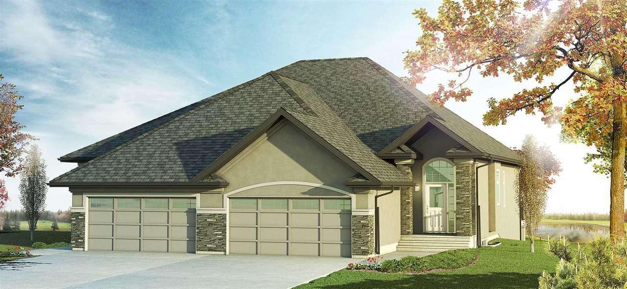 Main Photo: 3 20425 93 Avenue in Edmonton: Zone 58 House Half Duplex for sale : MLS®# E4166157