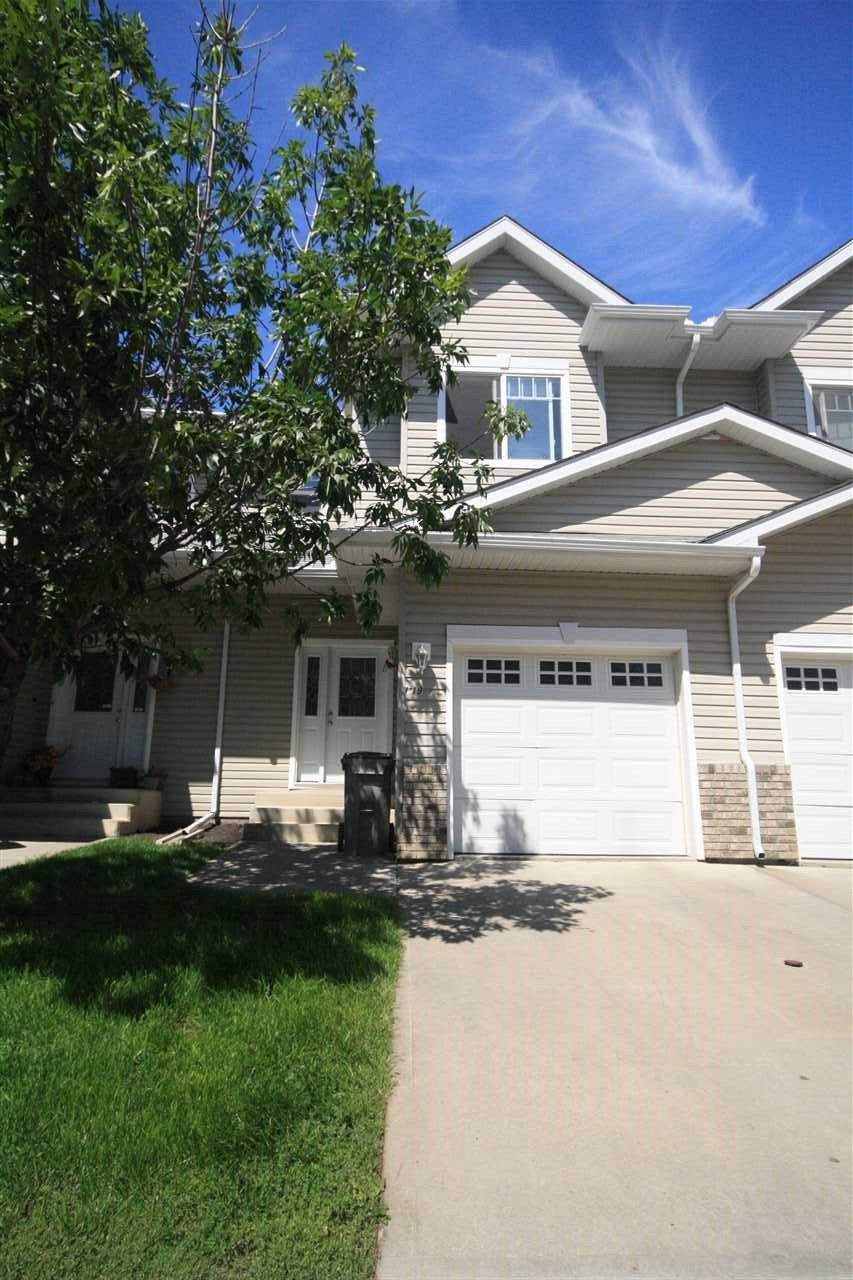Main Photo: 119 5001 62 Street: Beaumont Townhouse for sale : MLS®# E4166755