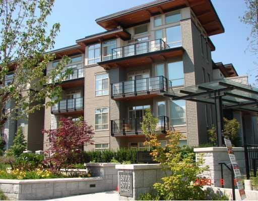 Main Photo: # 313 5777 BIRNEY AV in Vancouver: Condo for sale : MLS®# V779614