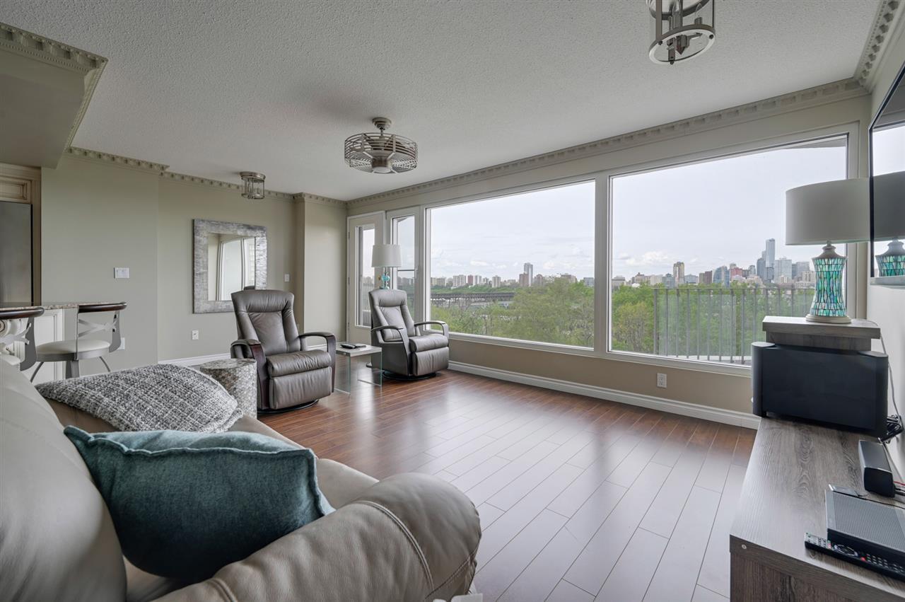 Main Photo: 402 10721 Saskatchewan Drive in Edmonton: Zone 15 Condo for sale : MLS®# E4198639
