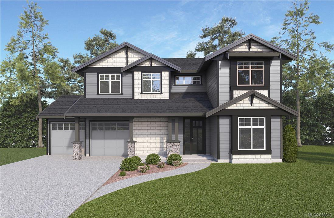 Main Photo: 3624 Urban Rise in Langford: La Olympic View Single Family Detached for sale : MLS®# 836616