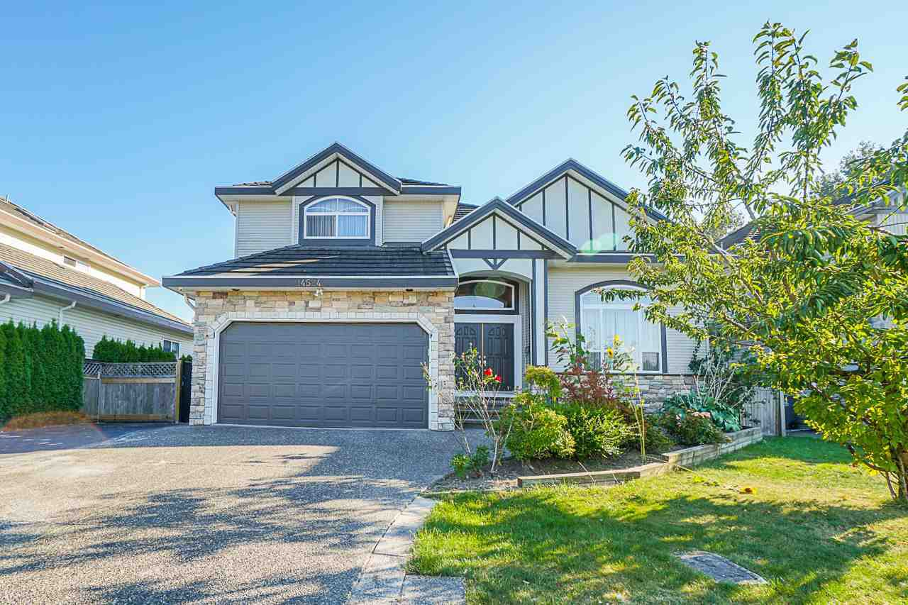 Main Photo: 14524 84 Avenue in Surrey: Bear Creek Green Timbers House for sale : MLS®# R2496026