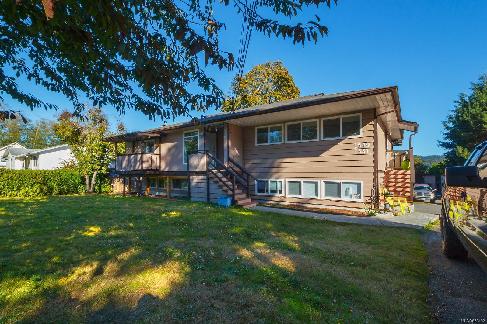 Main Photo: 1549 Dufour Rd in : Sk Whiffin Spit House for sale (Sooke)  : MLS®# 856402