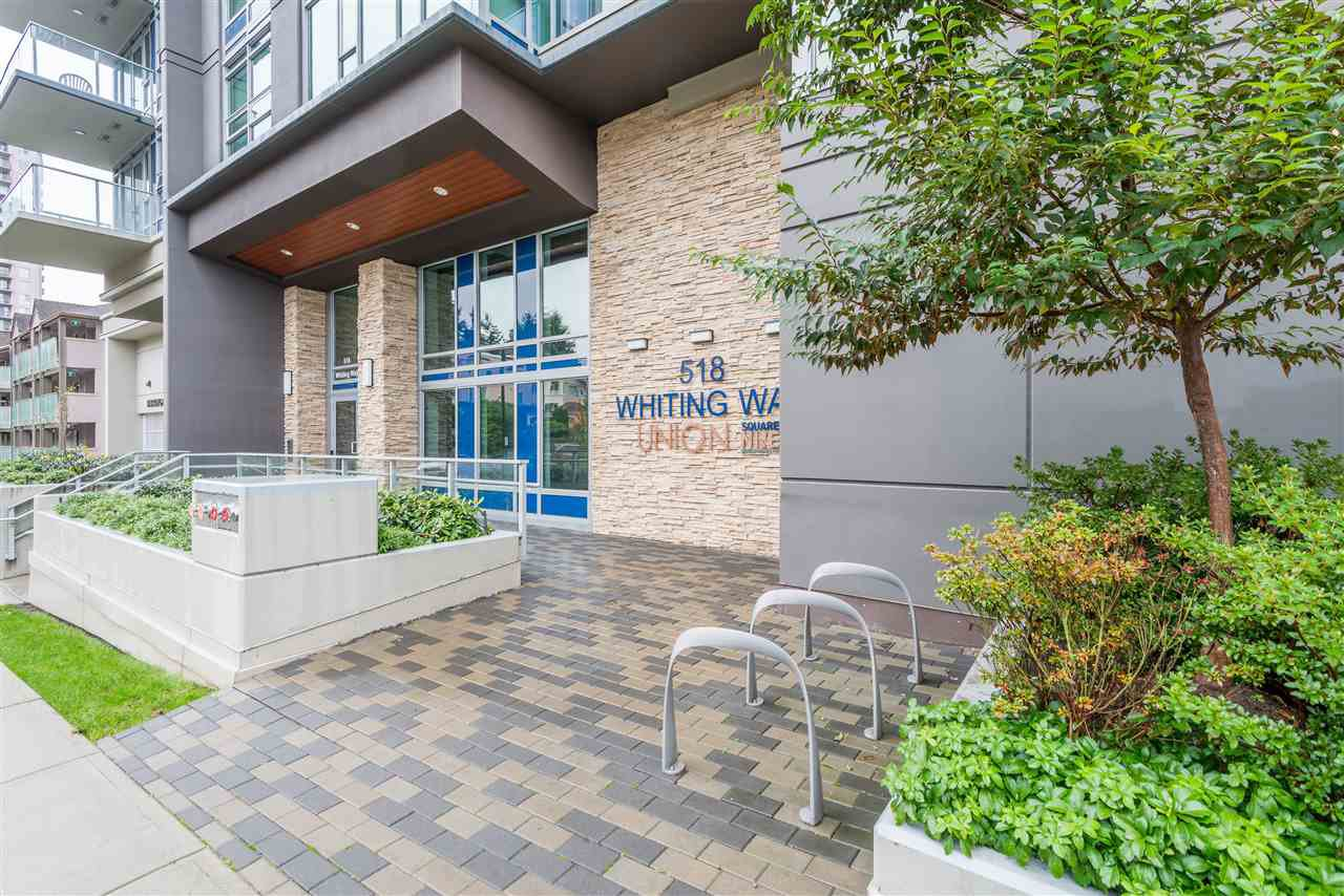 """Main Photo: 1007 518 WHITING Way in Coquitlam: Coquitlam West Condo for sale in """"UNION"""" : MLS®# R2509892"""