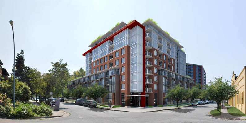 Main Photo: 2321 Scotia in Vancouver: Mount Pleasant VE Condo for sale (Vancouver East)