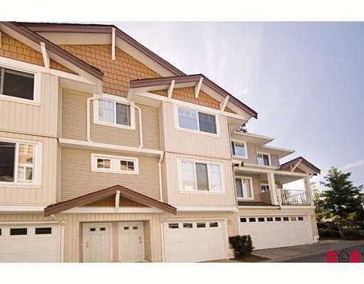 """Main Photo: 44 12711 64TH Avenue in Surrey: West Newton Townhouse for sale in """"Palette On The Park"""" : MLS®# F2714922"""