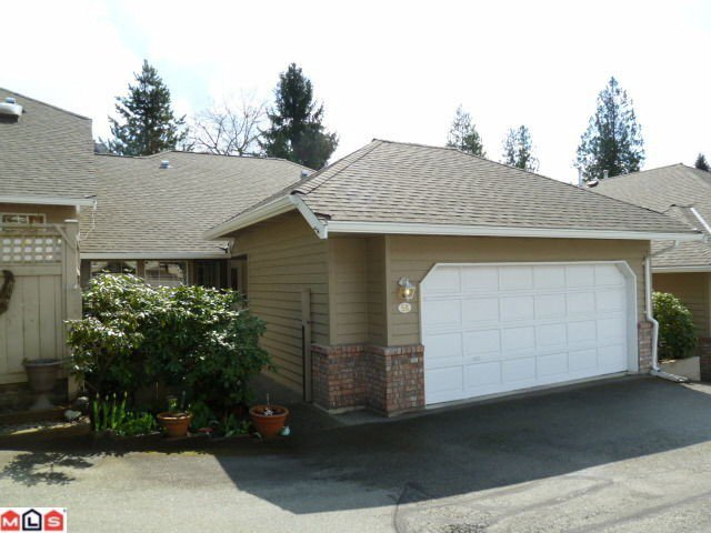 "Main Photo: # 58 21848 50TH AV in Langley: Murrayville Condo for sale in ""CEDAR CREST"" : MLS®# F1104732"
