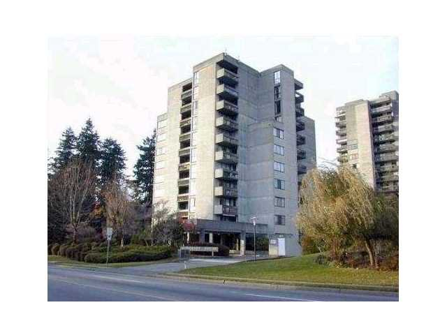 Main Photo: # 704 4105 IMPERIAL ST in Burnaby: Metrotown Condo for sale (Burnaby South)  : MLS®# V862021
