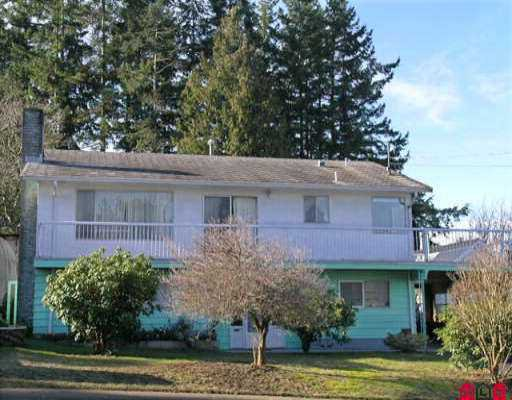 "Main Photo: 8873 BROOKE RD in Delta: Nordel House for sale in ""Sunbury Park"" (N. Delta)  : MLS®# F2605771"