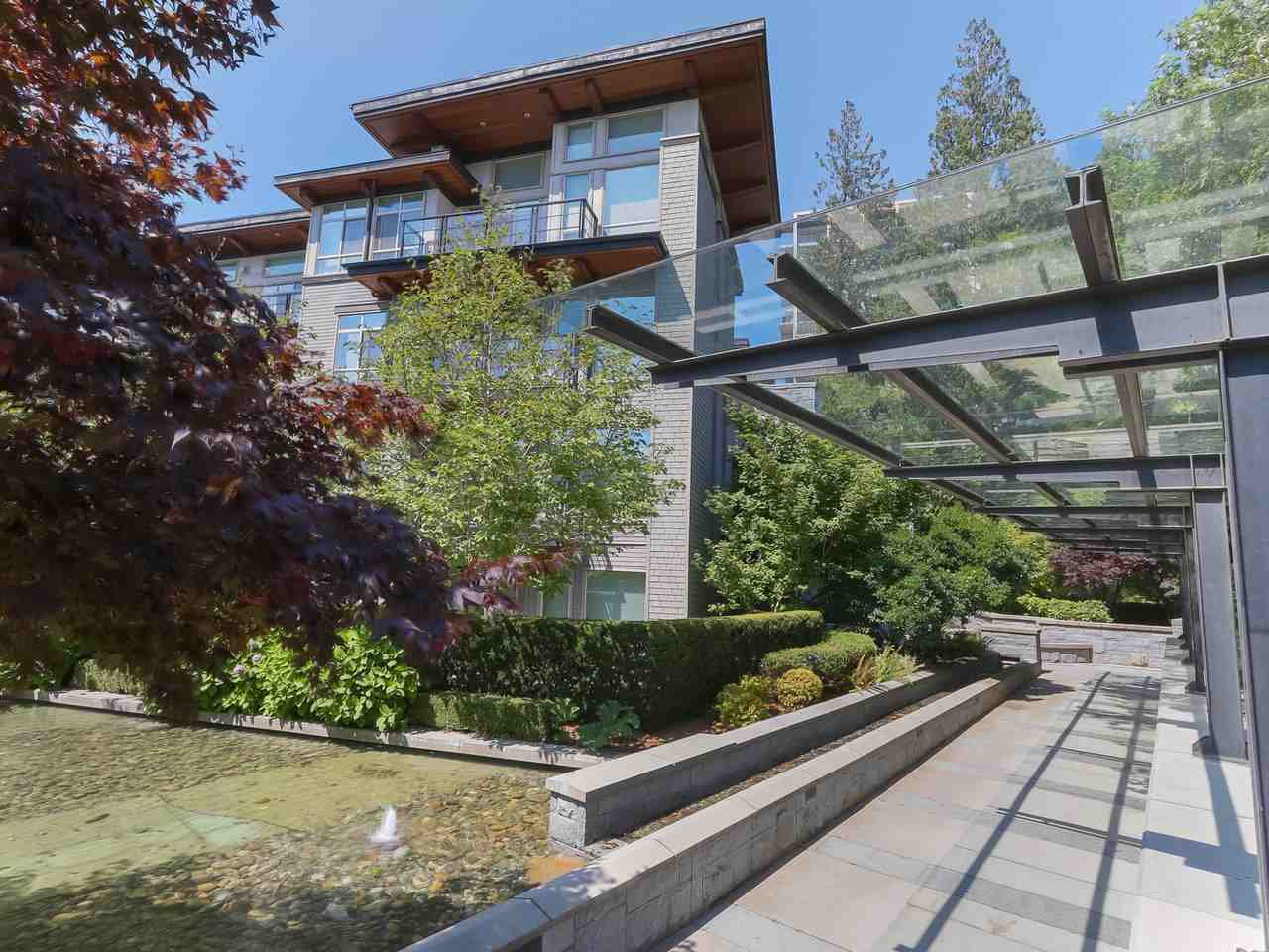 "Main Photo: 228 5777 BIRNEY Avenue in Vancouver: University VW Condo for sale in ""Pathways"" (Vancouver West)  : MLS®# R2394918"