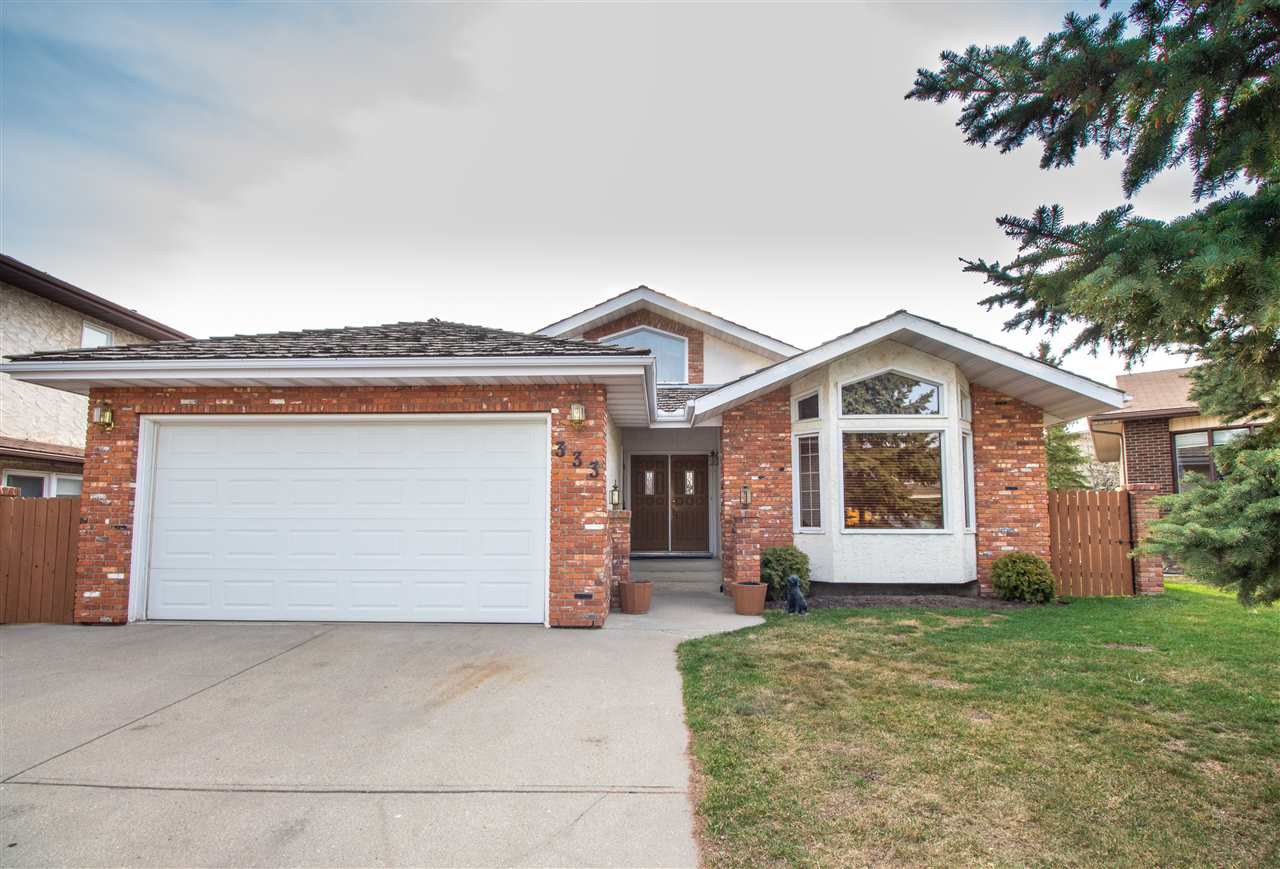 Main Photo: 333 GRAND MEADOW Crescent in Edmonton: Zone 29 House for sale : MLS®# E4179542