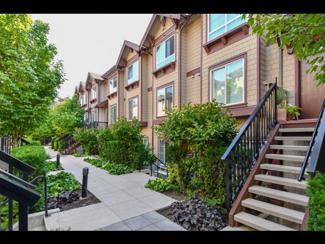 "Main Photo: 52 433 SEYMOUR RIVER Place in North Vancouver: Seymour NV Townhouse for sale in ""Maplewood Place"" : MLS®# R2420989"