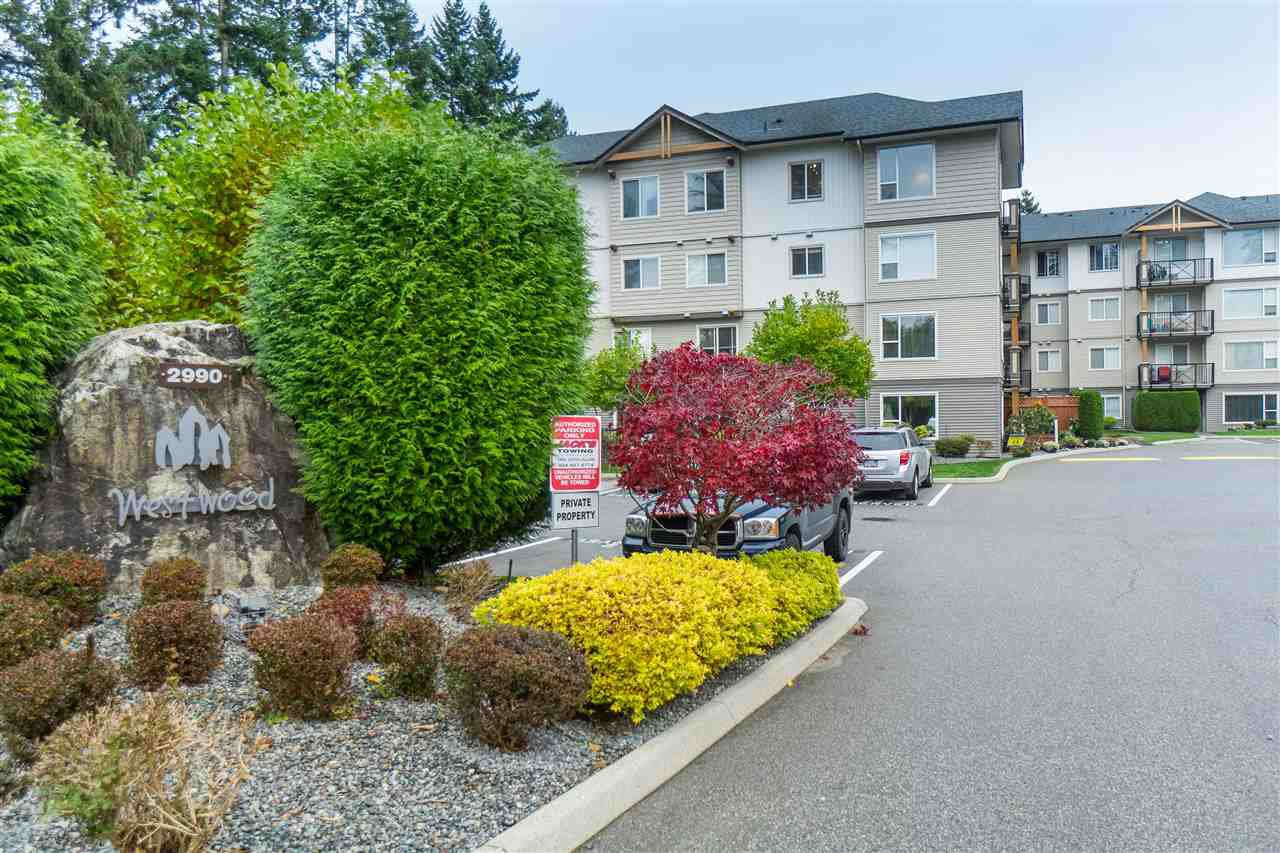 """Main Photo: 405 2990 BOULDER Street in Abbotsford: Central Abbotsford Condo for sale in """"Westwood"""" : MLS®# R2516566"""