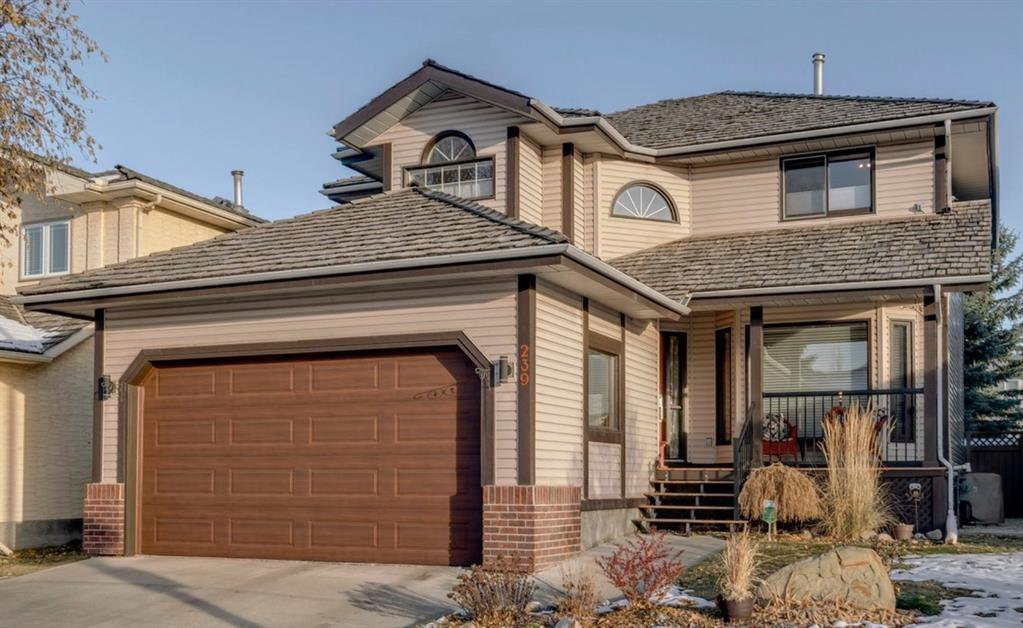 Main Photo: 239 Douglasbank Drive SE in Calgary: Douglasdale/Glen Detached for sale : MLS®# A1050993